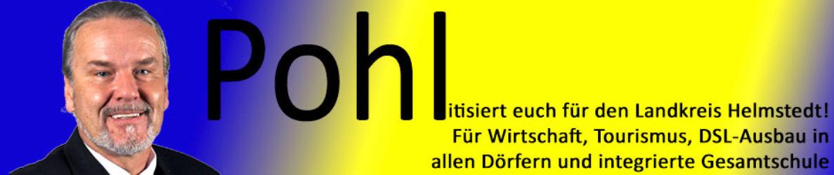 Mit oder ohne Bart – Jörg Pohl kandidiert als Landrat für den Landkreis Helmstedt